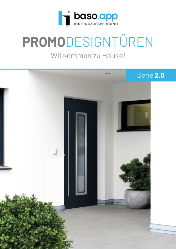 PROMO Designtüren Serie 2.0