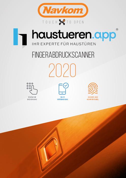 Katalog 2020 Fingerprint